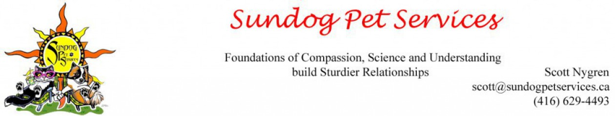 Sundog Pet Services